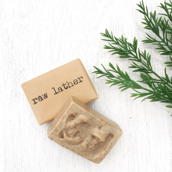 Twig-and-feather-coffee-exfoliating-soap
